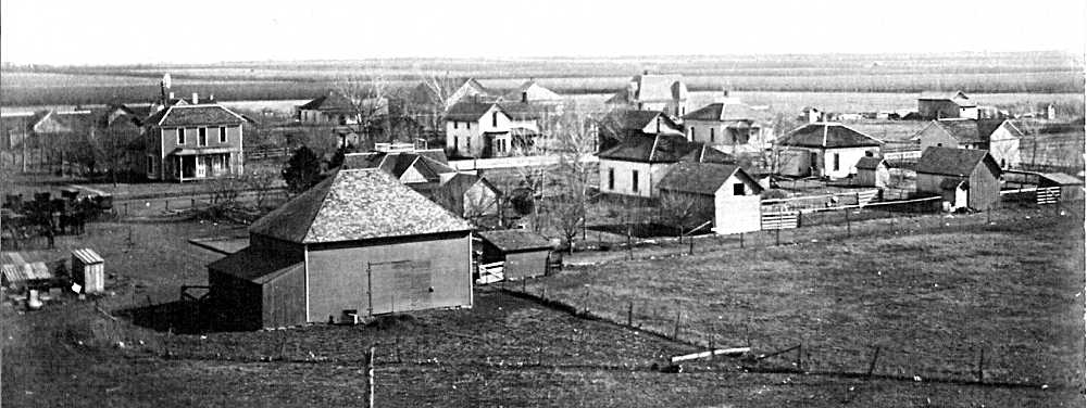 Early Rose Hill, Kansas